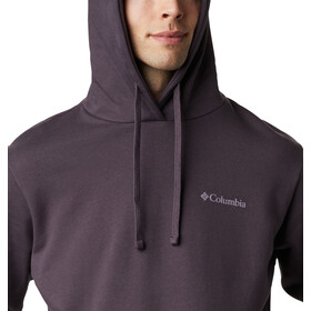 Columbia Viewmont II Sleeve Graphic Bluza Mężczyźni, dark purple/shale purple